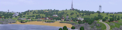 Die Sims 3 - Barnacle Bay