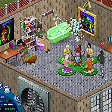 Die Sims - Party ohne Ende