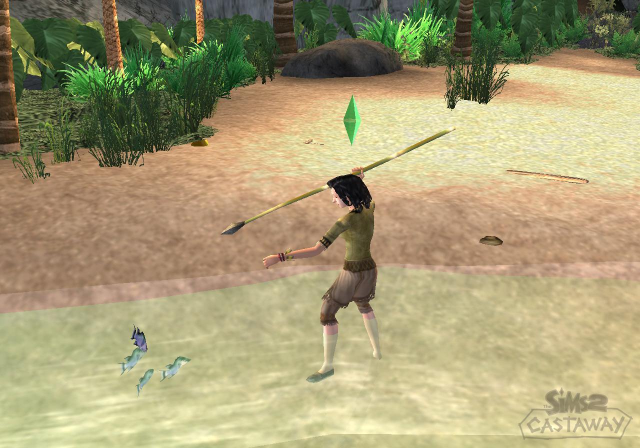 Sims 2 Gestrandet